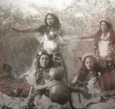 antiguos hawainos